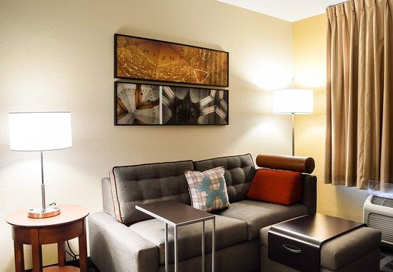 Stafford, فيرجينيا: Two-Bedroom Suite - Living Area