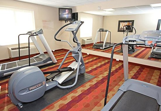 Rancho Cucamonga, Californië: Fitness Center