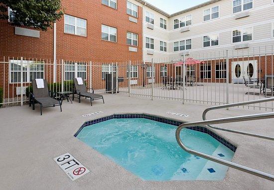 Bedford, TX: Outdoor Spa