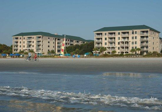 巴倫尼海灘俱樂部萬豪飯店照片