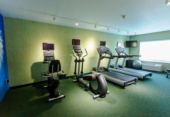 Devens, MA: Fitness Center
