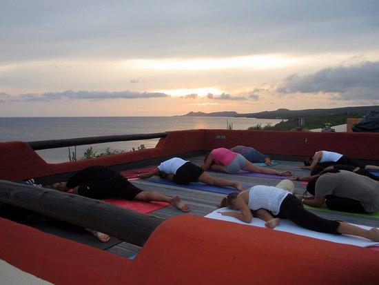 Kralendijk, Bonaire: I LOVE SUNSETS