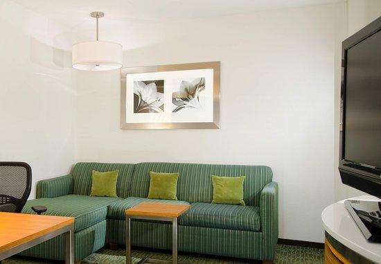 บริดจ์ตัน, มิสซูรี่: Suite Living Area