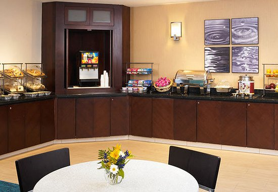 Lincolnshire, إلينوي: Breakfast Buffet