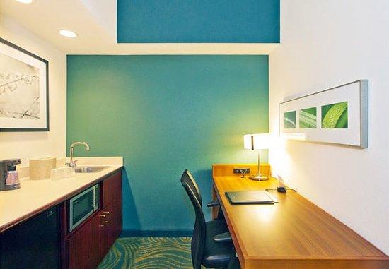 West Mifflin, Пенсильвания: Studio Suite Amenities