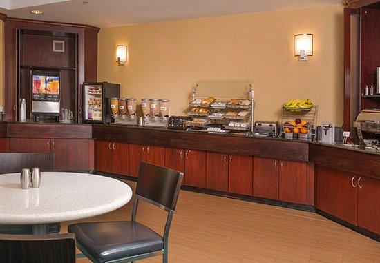 Glen Allen, Βιρτζίνια: Breakfast Buffet