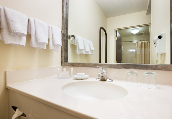 Saint Louis Park, MN: Suite Bathroom