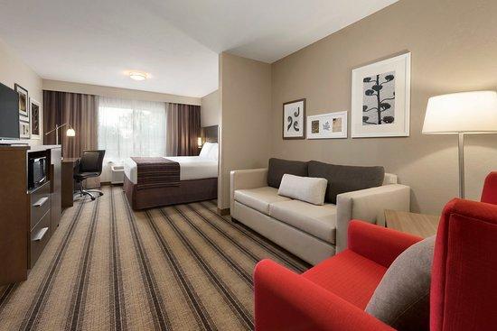 Сент-Клауд, Миннесота: King Suite