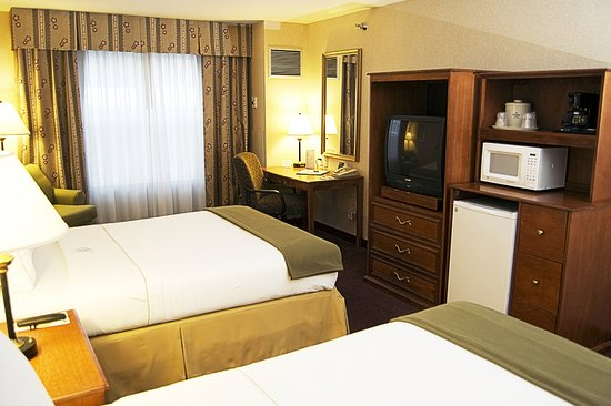 White River Junction, Вермонт: Two Queen Bed Guest Room