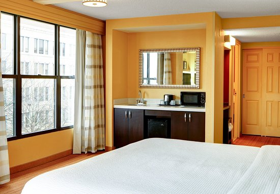 Decatur, GA: Executive King Guest Room Amenities