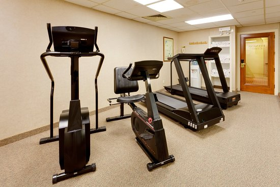 Mount Kisco, NY: Fitness Center