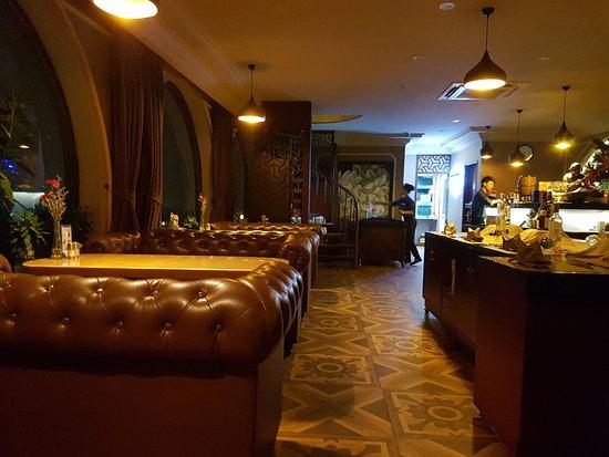 Hanoi Tirant Hotel: Cocktail-Lounge / Frühstücks-Etage