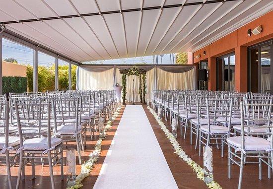 Culver City, CA: Wedding Ceremony