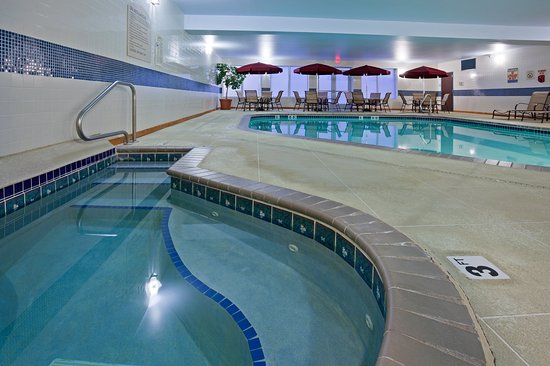 Holiday Inn Express Vadnais Heights: Pool/Whirlpool Area Holiday Inn Express & Suites Vadnais Heights