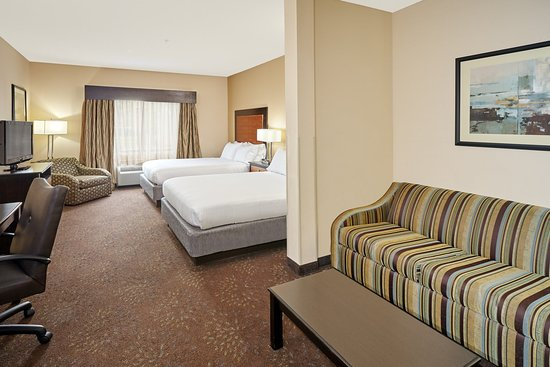 Holiday Inn Express Hotel & Suites Buford: Guest Room