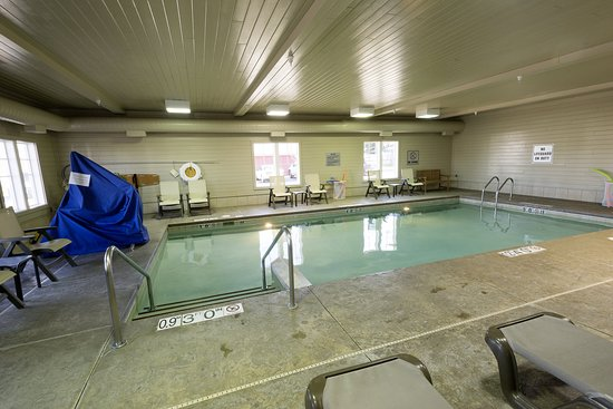 Iron Mountain, MI : Swimming Pool
