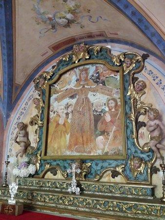 Maccagno, อิตาลี: Monte Venere, Madonna delle Grazie