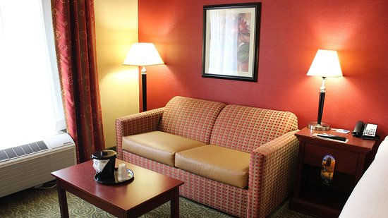 Troy, OH: This Queen Sofa bed can be used for sleeping or lounging.