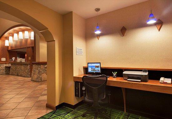 Sebastopol, Californie : Lobby Computer Station