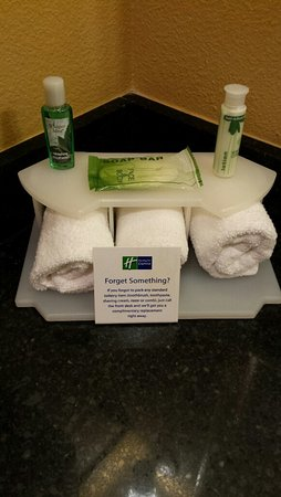 Port Wentworth, GA: Bathroom Amenities
