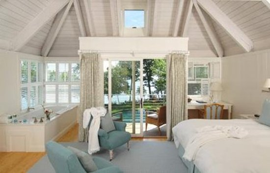 Lincolnville, ME: Poolhouse Suite
