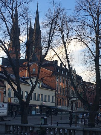 Ουψάλα, Σουηδία: Uppsala Domkyrka