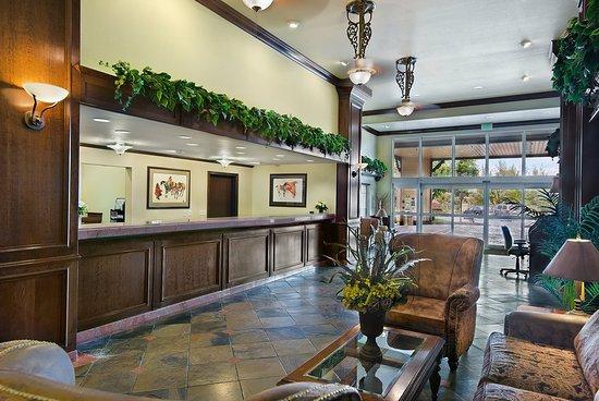 Pendleton, OR: Lobby