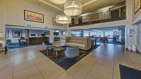 Murfreesboro, TN: Hotel Lobby