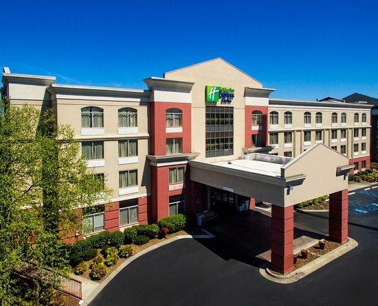 Murfreesboro, TN: Hotel Exterior
