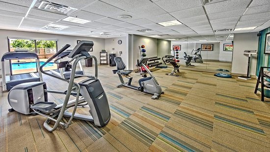 Holiday Inn Express Murfreesboro Central: Fitness Center
