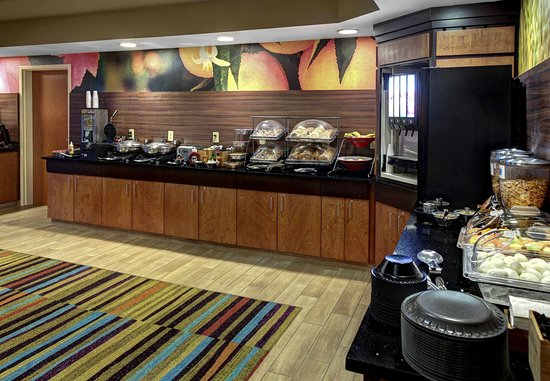 Oxford, AL: Breakfast - Buffet