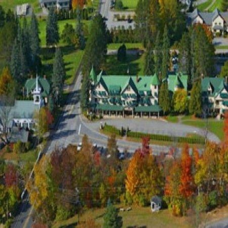 Jackson, Nueva Hampshire: Wentworth - Area Image