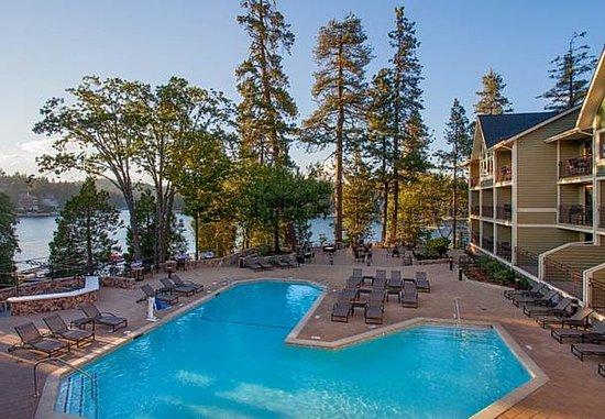 Lake Arrowhead, CA: Outdoor Pool