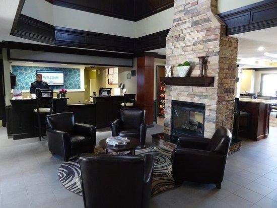 Herndon, VA: Hotel Lobby