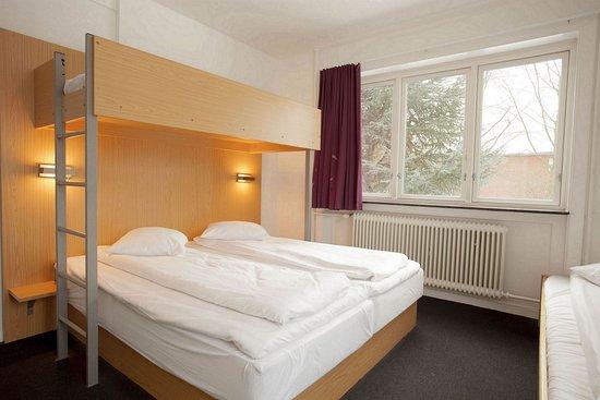 Kastrup, Danmark: Twin room