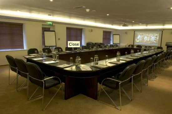Macreddin Village, Ireland: Meeting Room