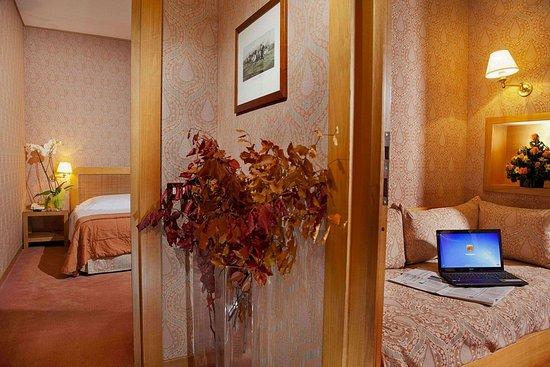 Polo Hotel: Triple Room