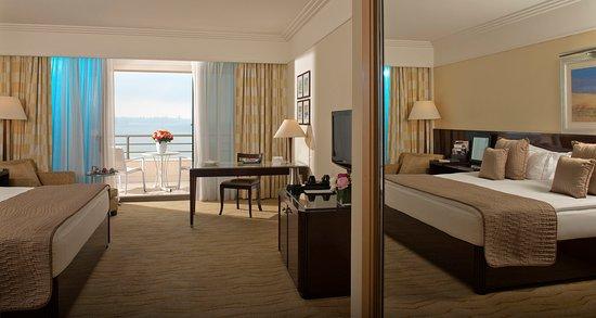 Dbayeh, Líbano: Royal Club Room Sea View