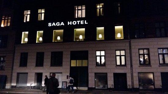 Saga Hotel : hotel