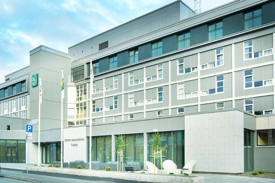 Quality Airport Hotel Vaernes