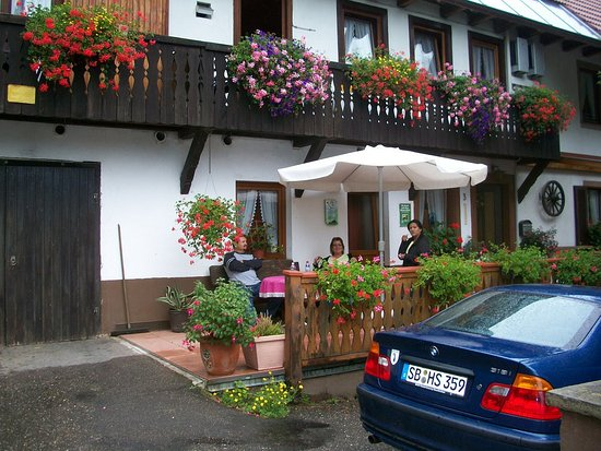 Gutach im Schwarzwald, Germany: Front entrance...