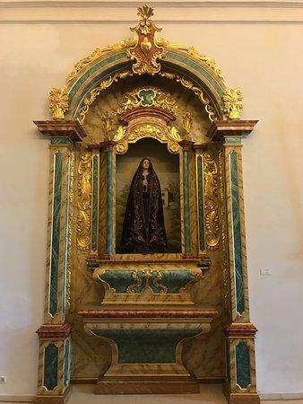 Sant'Ana Church : Interior Igreja Santa Ana 7