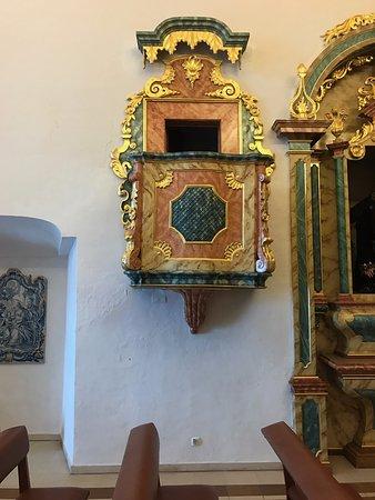 Sant'Ana Church : Interior Igreja Santa Ana 8