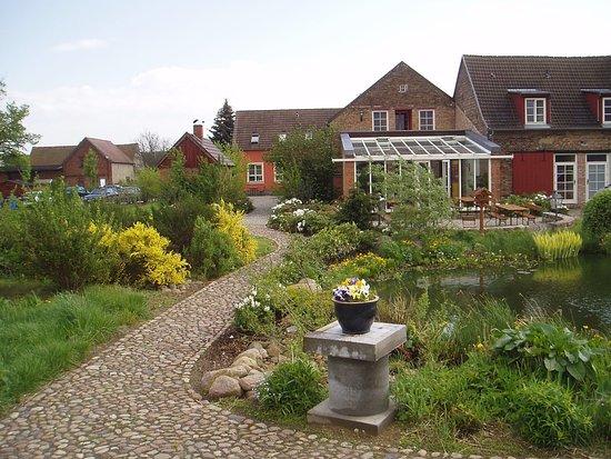 Niemegk, Deutschland: Garden