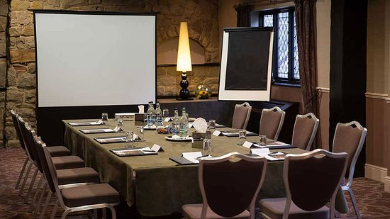 Касл-Донингтон, UK: Aston Meeting Room