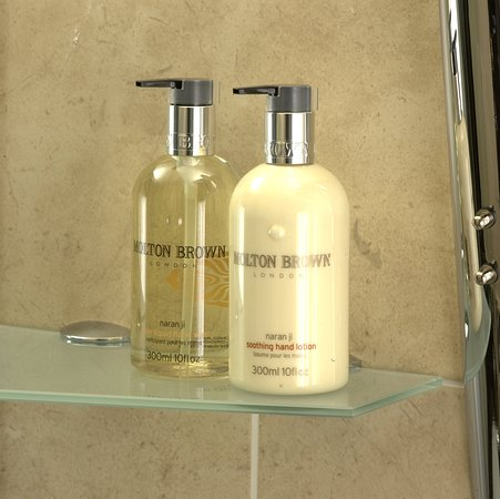 Morley, UK: Molton Brown Toiletries