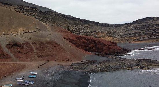 EL Golfo, España: vooraanzicht