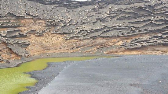 EL Golfo, España: groene meer