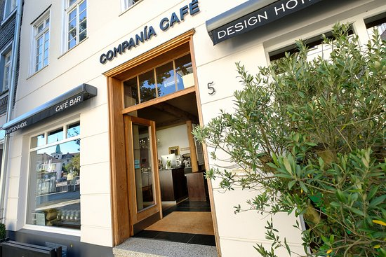 Compania Cafe Design Hotel Arnsberg