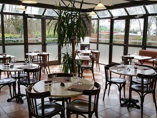 Niort, France: Restaurant